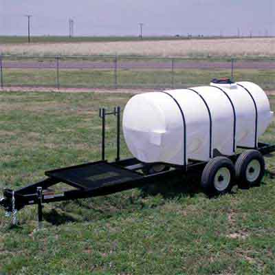 Mobile Water Tank