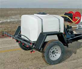 deicer sprayer