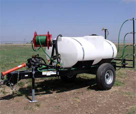 poultry house sprayer