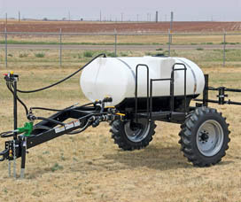 500 gallon pasture sprayer