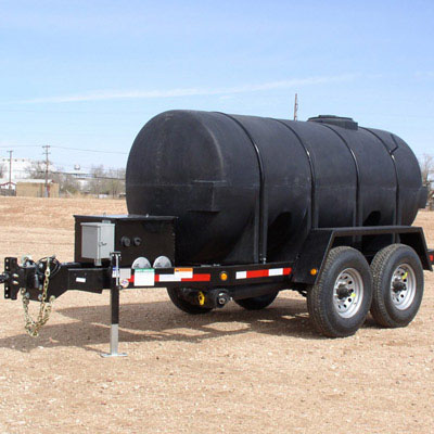 water transport trailer