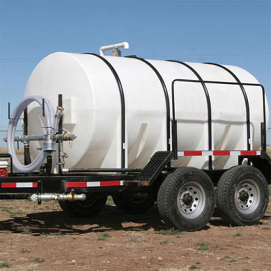 sprayer trailer